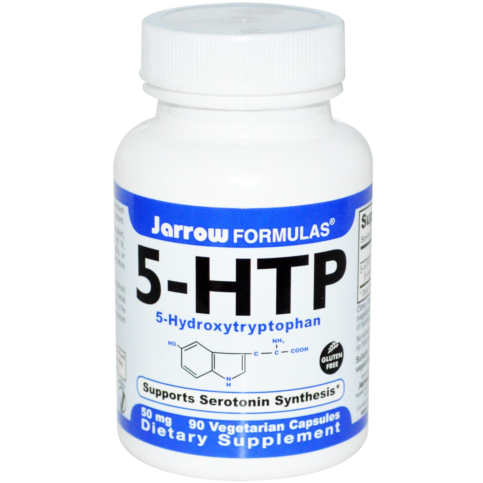 5-hydroxytryptophan supplement