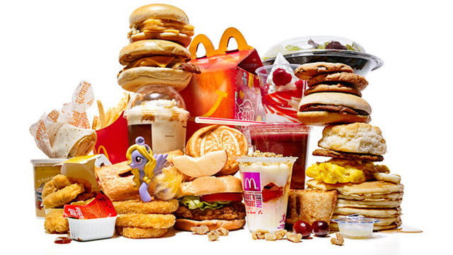 Fast Food And Disease Risk