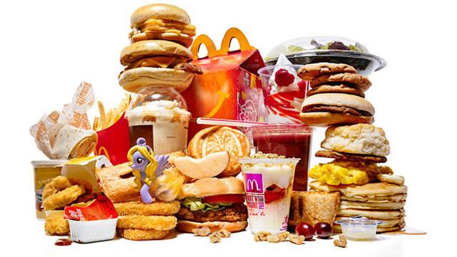 Fast Food High Sodium