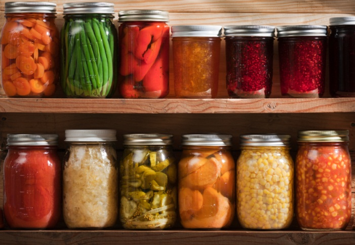 Naturally Fermented Foods