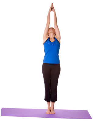 simple yoga poses  medhealth